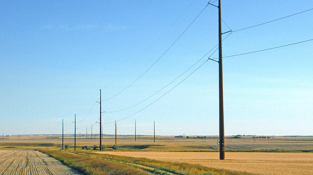Lethbridge to Great Falls Transmission Line