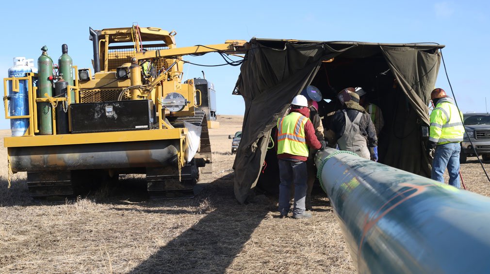 Bakken Oil Express Pipeline