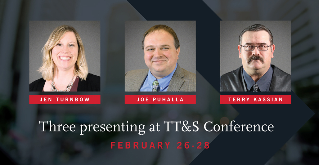KLJ Presenting at 2019 TT&S Annual Conference and Vendor Showcase