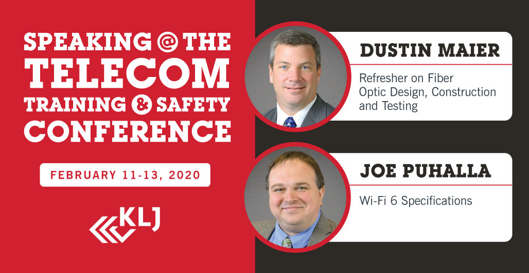 KLJ Speaking at Telecom Training & Safety Conference