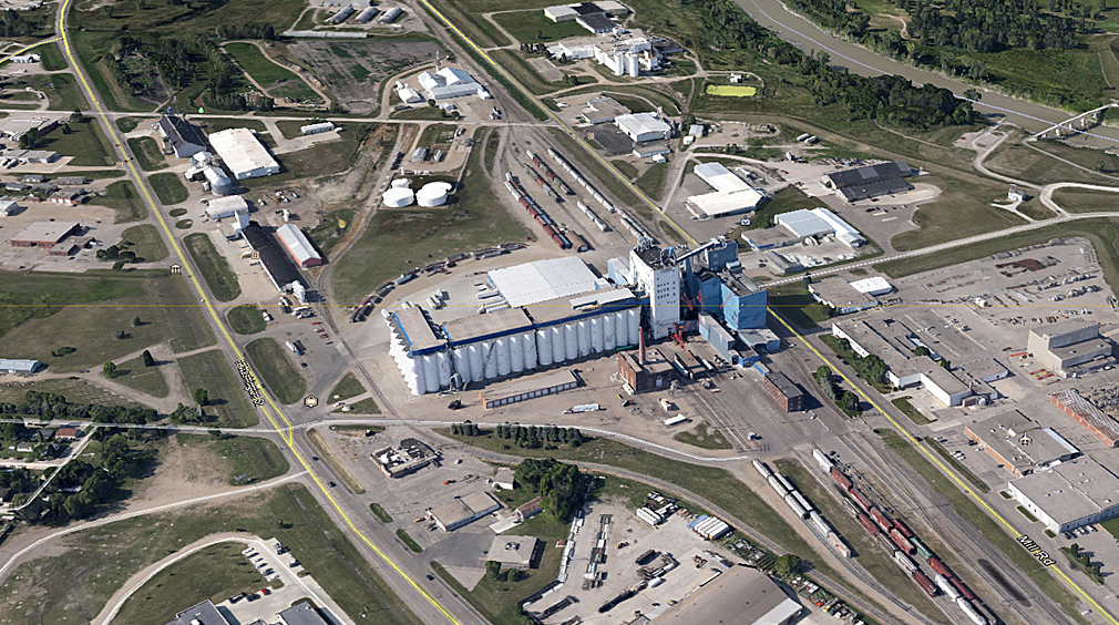 North Dakota Mill and Elevator Phase I Rail Expansion Project
